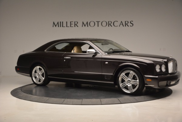 Used 2009 Bentley Brooklands for sale Sold at Bentley Greenwich in Greenwich CT 06830 10
