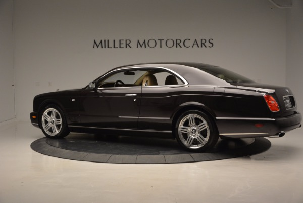 Used 2009 Bentley Brooklands for sale Sold at Bentley Greenwich in Greenwich CT 06830 4