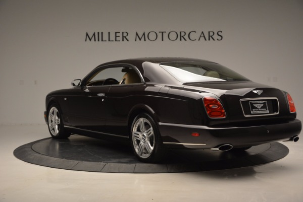 Used 2009 Bentley Brooklands for sale Sold at Bentley Greenwich in Greenwich CT 06830 5