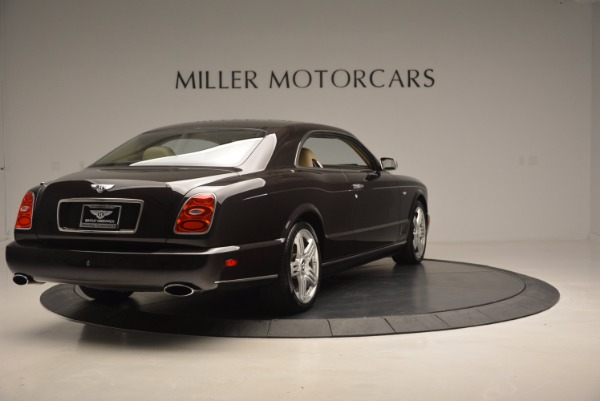 Used 2009 Bentley Brooklands for sale Sold at Bentley Greenwich in Greenwich CT 06830 7