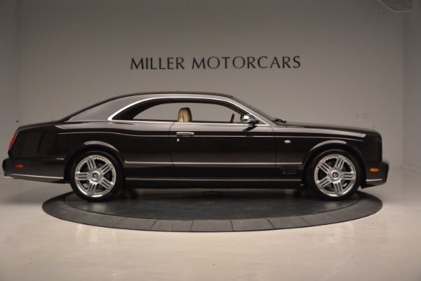 Used 2009 Bentley Brooklands for sale Sold at Bentley Greenwich in Greenwich CT 06830 9