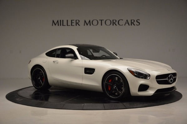 Used 2016 Mercedes Benz AMG GT S for sale Sold at Bentley Greenwich in Greenwich CT 06830 10