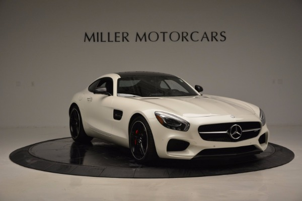 Used 2016 Mercedes Benz AMG GT S for sale Sold at Bentley Greenwich in Greenwich CT 06830 11