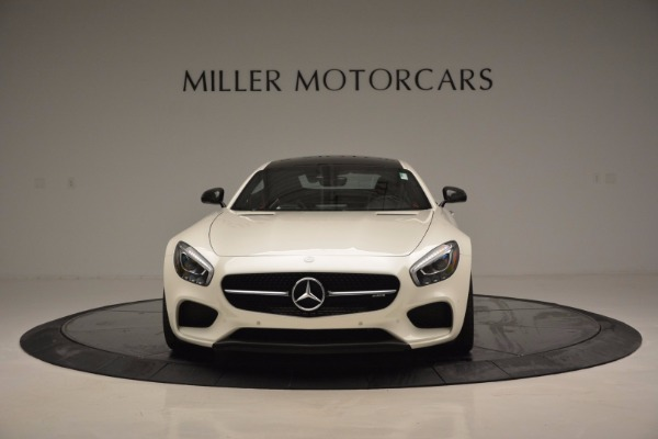 Used 2016 Mercedes Benz AMG GT S for sale Sold at Bentley Greenwich in Greenwich CT 06830 12