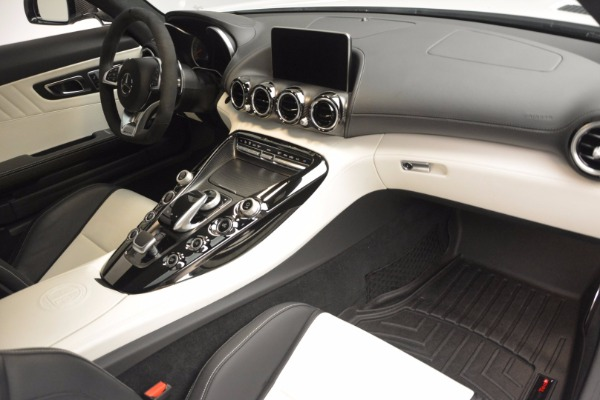 Used 2016 Mercedes Benz AMG GT S for sale Sold at Bentley Greenwich in Greenwich CT 06830 18
