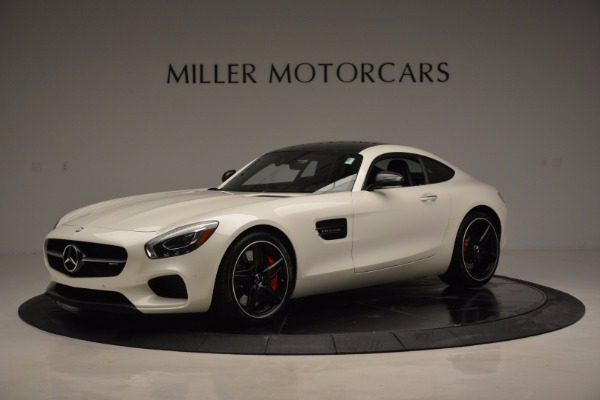 Used 2016 Mercedes Benz AMG GT S for sale Sold at Bentley Greenwich in Greenwich CT 06830 2