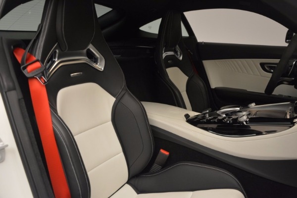 Used 2016 Mercedes Benz AMG GT S for sale Sold at Bentley Greenwich in Greenwich CT 06830 20