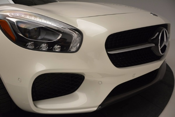 Used 2016 Mercedes Benz AMG GT S for sale Sold at Bentley Greenwich in Greenwich CT 06830 23