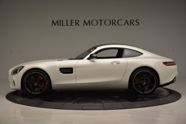 Used 2016 Mercedes Benz AMG GT S for sale Sold at Bentley Greenwich in Greenwich CT 06830 3