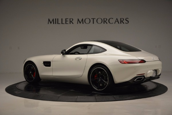 Used 2016 Mercedes Benz AMG GT S for sale Sold at Bentley Greenwich in Greenwich CT 06830 4