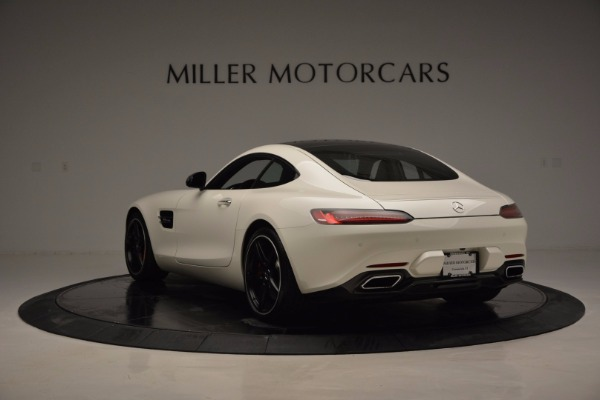 Used 2016 Mercedes Benz AMG GT S for sale Sold at Bentley Greenwich in Greenwich CT 06830 5
