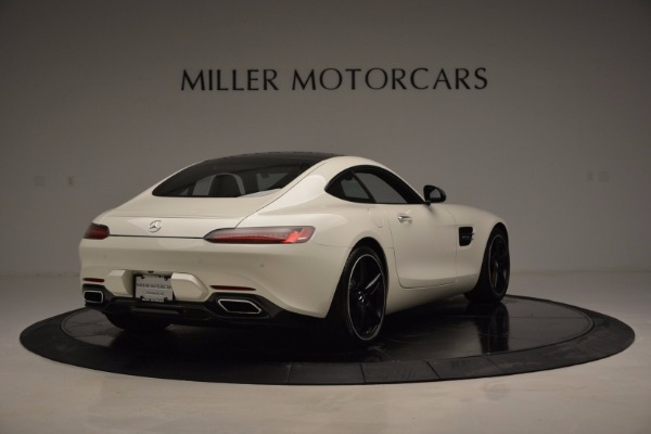 Used 2016 Mercedes Benz AMG GT S for sale Sold at Bentley Greenwich in Greenwich CT 06830 7