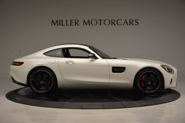 Used 2016 Mercedes Benz AMG GT S for sale Sold at Bentley Greenwich in Greenwich CT 06830 9