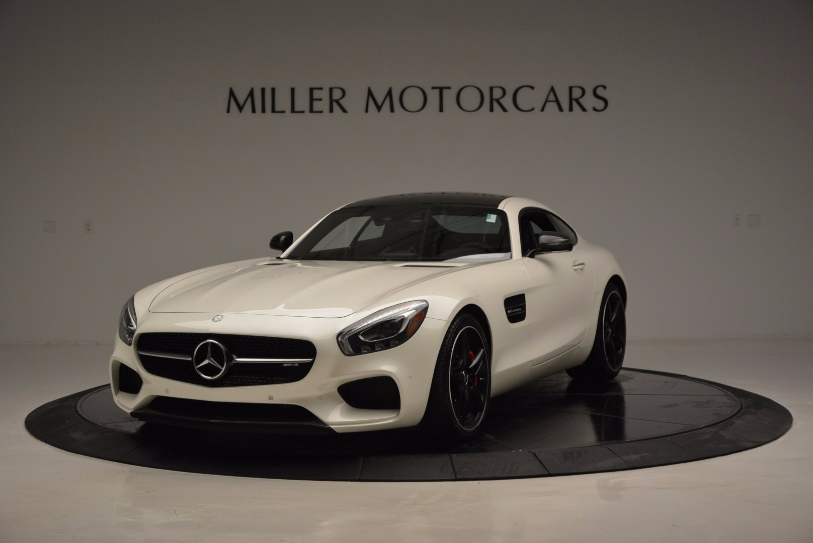 Used 2016 Mercedes Benz AMG GT S for sale Sold at Bentley Greenwich in Greenwich CT 06830 1