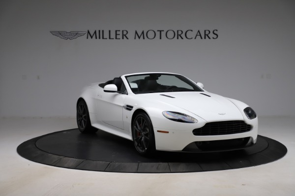 New 2015 Aston Martin Vantage GT GT Roadster for sale Sold at Bentley Greenwich in Greenwich CT 06830 10