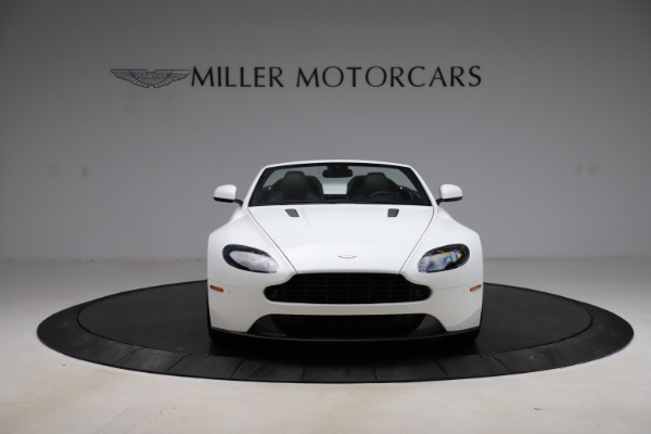 New 2015 Aston Martin Vantage GT GT Roadster for sale Sold at Bentley Greenwich in Greenwich CT 06830 11