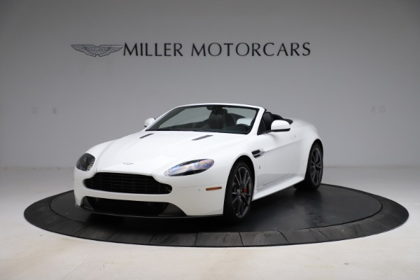 New 2015 Aston Martin Vantage GT GT Roadster for sale Sold at Bentley Greenwich in Greenwich CT 06830 12