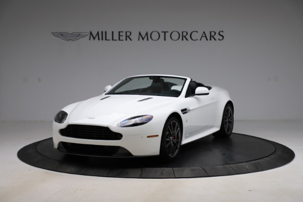 New 2015 Aston Martin Vantage GT GT Roadster for sale Sold at Bentley Greenwich in Greenwich CT 06830 13
