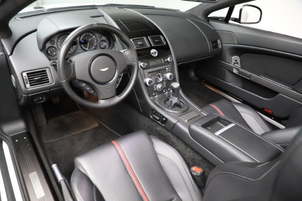 New 2015 Aston Martin Vantage GT GT Roadster for sale Sold at Bentley Greenwich in Greenwich CT 06830 14