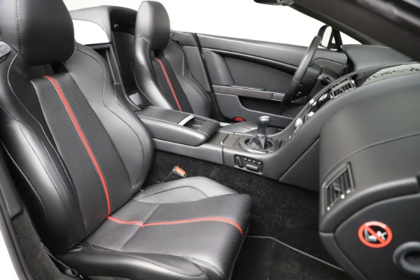 New 2015 Aston Martin Vantage GT GT Roadster for sale Sold at Bentley Greenwich in Greenwich CT 06830 24