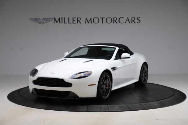 New 2015 Aston Martin Vantage GT GT Roadster for sale Sold at Bentley Greenwich in Greenwich CT 06830 25