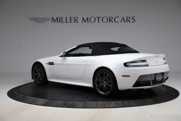 New 2015 Aston Martin Vantage GT GT Roadster for sale Sold at Bentley Greenwich in Greenwich CT 06830 27
