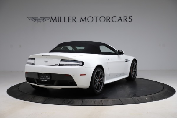 New 2015 Aston Martin Vantage GT GT Roadster for sale Sold at Bentley Greenwich in Greenwich CT 06830 28