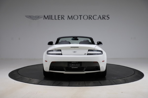 New 2015 Aston Martin Vantage GT GT Roadster for sale Sold at Bentley Greenwich in Greenwich CT 06830 5