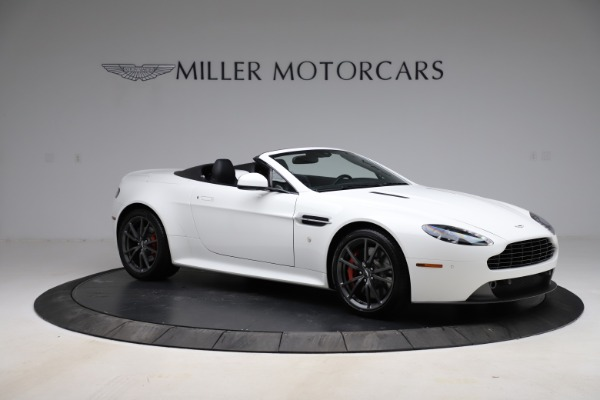 New 2015 Aston Martin Vantage GT GT Roadster for sale Sold at Bentley Greenwich in Greenwich CT 06830 9