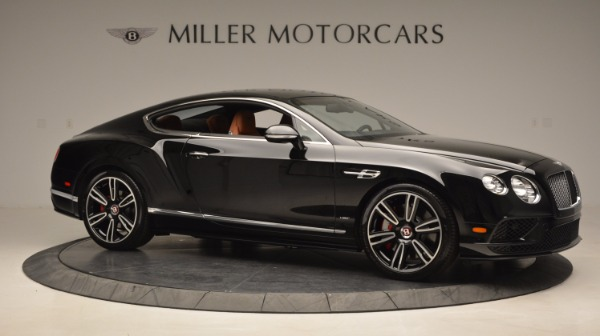 New 2017 Bentley Continental GT V8 S for sale Sold at Bentley Greenwich in Greenwich CT 06830 10