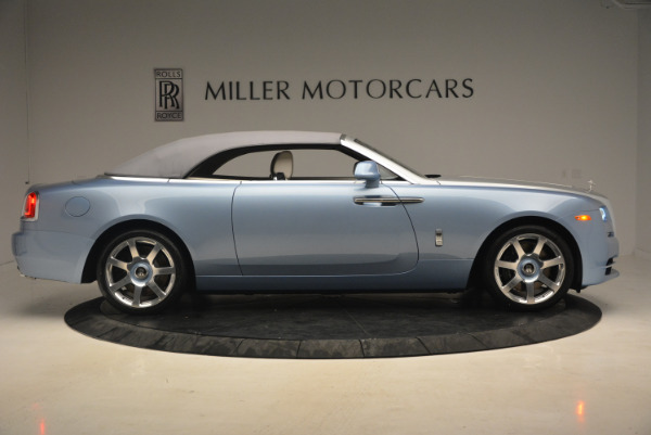 New 2017 Rolls-Royce Dawn for sale Sold at Bentley Greenwich in Greenwich CT 06830 21