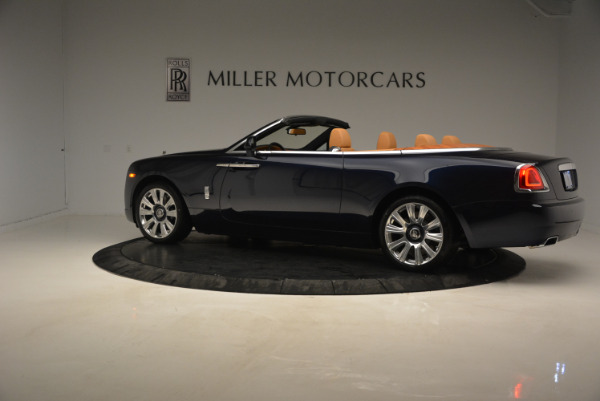 New 2017 Rolls-Royce Dawn for sale Sold at Bentley Greenwich in Greenwich CT 06830 4