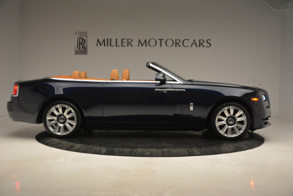 New 2017 Rolls-Royce Dawn for sale Sold at Bentley Greenwich in Greenwich CT 06830 9