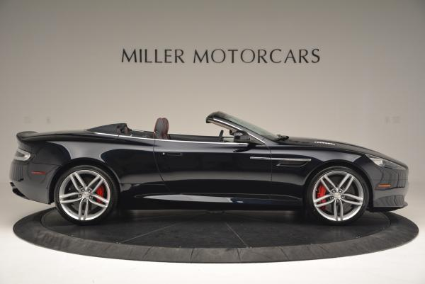New 2016 Aston Martin DB9 GT Volante for sale Sold at Bentley Greenwich in Greenwich CT 06830 9