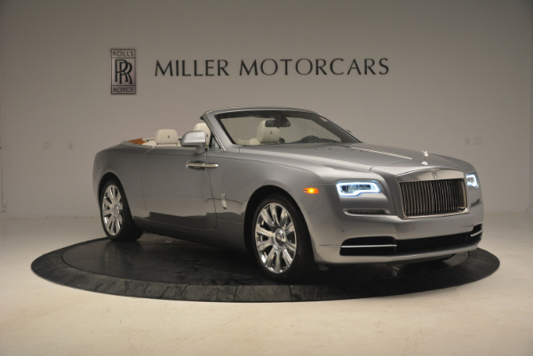 Used 2017 Rolls-Royce Dawn for sale Sold at Bentley Greenwich in Greenwich CT 06830 11