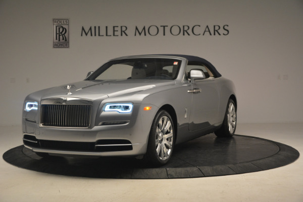 Used 2017 Rolls-Royce Dawn for sale Sold at Bentley Greenwich in Greenwich CT 06830 13