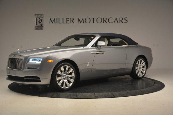 Used 2017 Rolls-Royce Dawn for sale Sold at Bentley Greenwich in Greenwich CT 06830 14