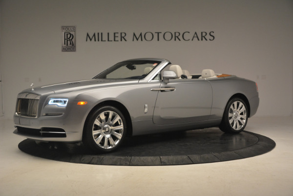 Used 2017 Rolls-Royce Dawn for sale $245,900 at Bentley Greenwich in Greenwich CT 06830 2