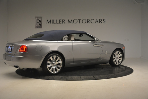 Used 2017 Rolls-Royce Dawn for sale Sold at Bentley Greenwich in Greenwich CT 06830 20
