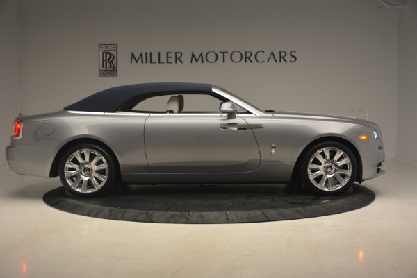 Used 2017 Rolls-Royce Dawn for sale Sold at Bentley Greenwich in Greenwich CT 06830 21