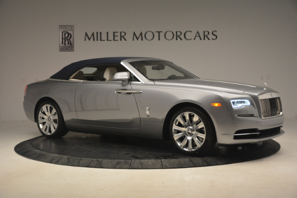 Used 2017 Rolls-Royce Dawn for sale $245,900 at Bentley Greenwich in Greenwich CT 06830 22