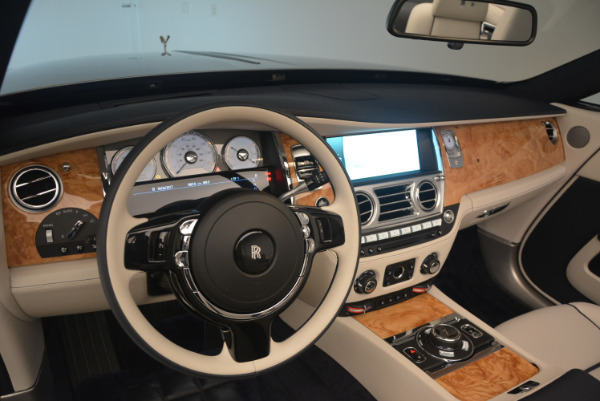 Used 2017 Rolls-Royce Dawn for sale Sold at Bentley Greenwich in Greenwich CT 06830 26