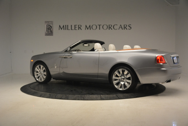 Used 2017 Rolls-Royce Dawn for sale Sold at Bentley Greenwich in Greenwich CT 06830 4