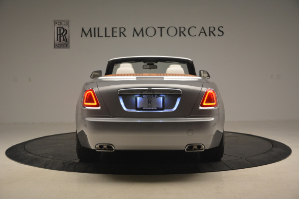 Used 2017 Rolls-Royce Dawn for sale Sold at Bentley Greenwich in Greenwich CT 06830 6