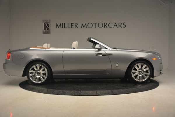 Used 2017 Rolls-Royce Dawn for sale Sold at Bentley Greenwich in Greenwich CT 06830 9