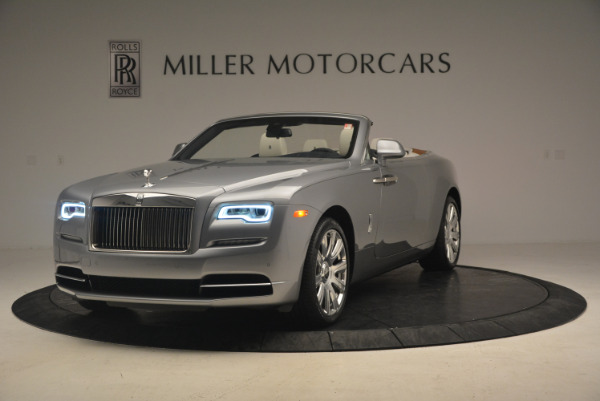 Used 2017 Rolls-Royce Dawn for sale $245,900 at Bentley Greenwich in Greenwich CT 06830 1