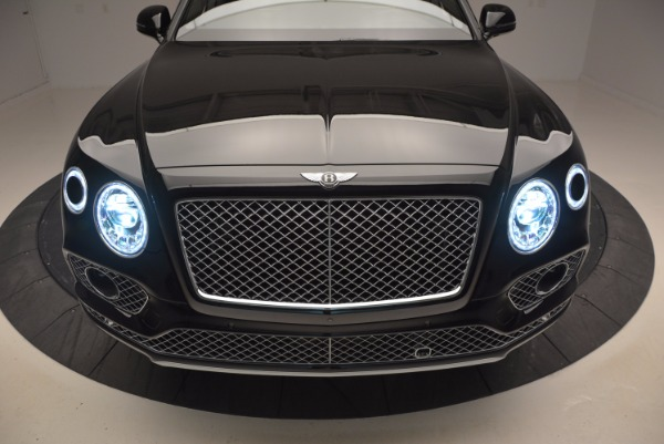 New 2017 Bentley Bentayga for sale Sold at Bentley Greenwich in Greenwich CT 06830 16