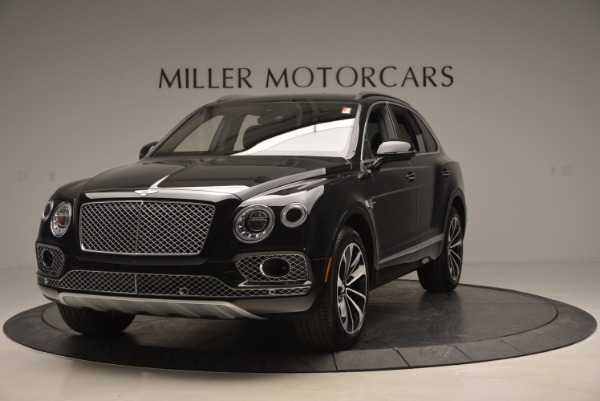 New 2017 Bentley Bentayga for sale Sold at Bentley Greenwich in Greenwich CT 06830 1