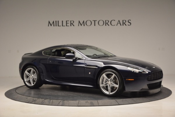 Used 2016 Aston Martin V8 Vantage for sale Sold at Bentley Greenwich in Greenwich CT 06830 10