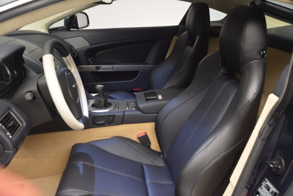 Used 2016 Aston Martin V8 Vantage for sale Sold at Bentley Greenwich in Greenwich CT 06830 13